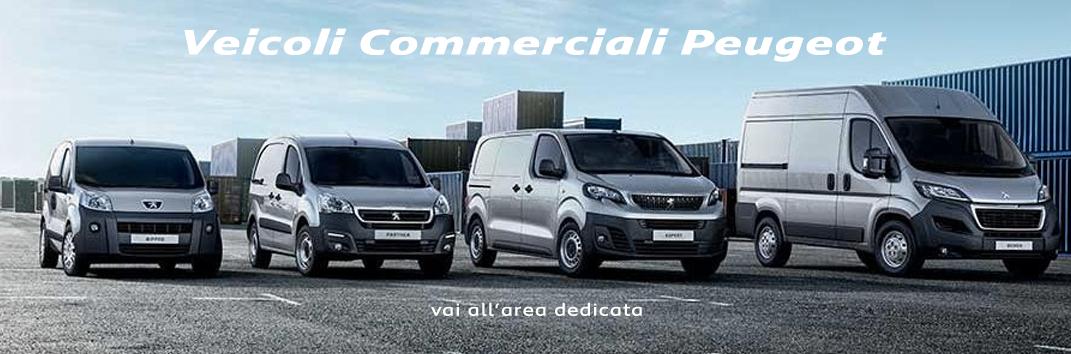 Veicoli commerciali Peugeot - Napoli e Nola