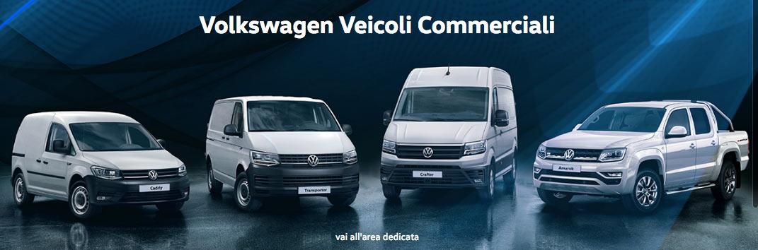Veicoli commerciali Volkswagen - Napoli e Nola